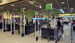 sistema antifurto de lojas